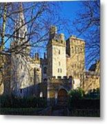 Cardiff Castle Metal Print