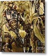 Carnival Rio De Janeiro 30 Metal Print