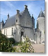 Castle Loches - France Metal Print