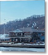 Cathedral Bluffs Yacht Club At Toronto Metal Print
