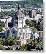Cathedral Of St. Paul Metal Print