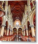 Cathedral Metal Print