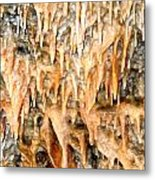 Cave Formations 2 Metal Print