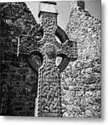 Celtic Cross I Metal Print