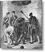 Chapultepec, 1847 Metal Print