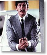 Charles Bronson In Murphy's Law  Metal Print by Silver Screen