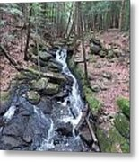 Chesterfield Gorge Metal Print
