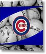 Chicago Cubs Metal Print