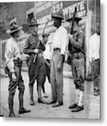 Chicago Race Riot, 1919 Metal Print