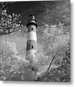 Chincoteague Island Lighthouse Metal Print