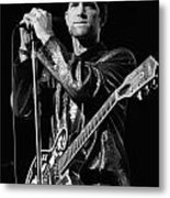 Chris Isaak Metal Print