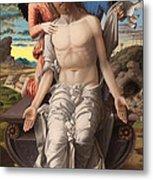 Christ As The Suffering Redeemer  Metal Print