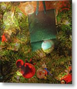Christmas Dreams Metal Print