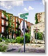 Cincinnati Glencoe-auburn Place Picture Metal Print