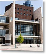 Cincinnati National Underground Railroad Freedom Center Metal Print