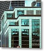 City Center -85 Metal Print