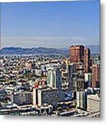 City Of Los Angeles Metal Print