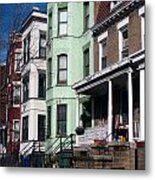 Classic American Architecture In Washington Dc Metal Print