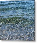 Clear Waters 3 Metal Print