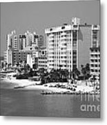Clearwater Beach Florida Metal Print