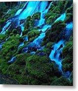 Clearwater Falls Metal Print