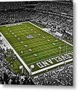 Cleveland Browns Stadium Metal Print