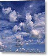 Cloudscape 4 Metal Print