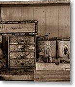Cobblers Tobacco Metal Print