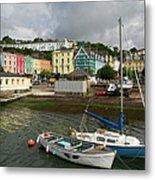 Cobh Town In Ireland Metal Print
