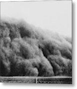 Colorado Dust Storm, 1935 Metal Print