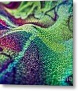 Colored Metal Print