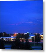 Columbia Airport Metal Print