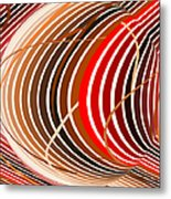 Connections 3 Metal Print