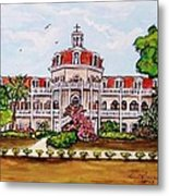 Convent Of Mary Immaculate Metal Print