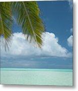 Cook Islands, Aitutaki (aka Araura Metal Print