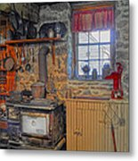 Country Kitchen Metal Print