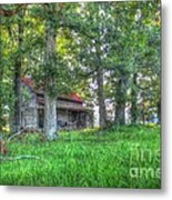Country Quiet Metal Print