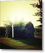 Country Warmth Metal Print