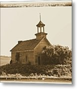 County School No. 66 Metal Print
