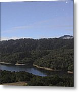Crystal Springs Watershed - A Private Park For The San Francisco Water Department Metal Print