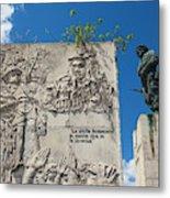 Cuba, Santa Clara Province, Santa Metal Print