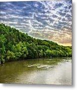 Cumberland River Metal Print