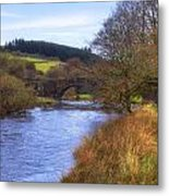 Dartmoor - Two Bridges Metal Print