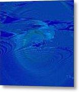Deep Sea Metal Print by Thomas Bryant