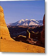 Delicate Arch, Arches National Park Metal Print