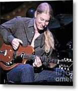 Guitarist Derek Trucks Metal Print