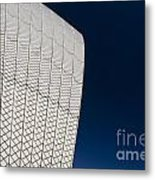 Detail Of Tiles On Sydney Opera House Metal Print