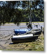Deveron River Metal Print