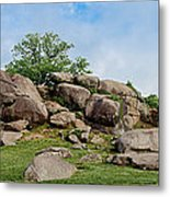 Devil's Den Pan Metal Print