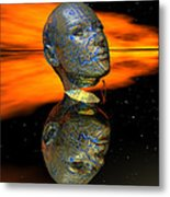 Discovering The Secrets Of The Mind Metal Print